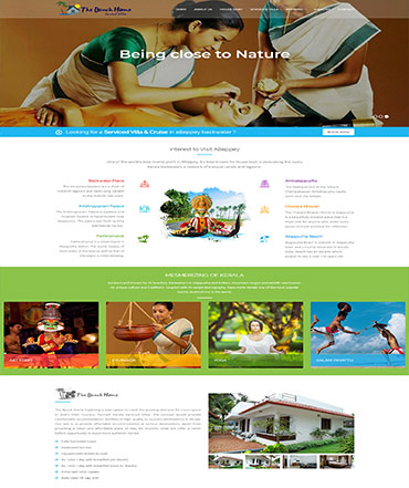 Web Design Company In Trivandrum